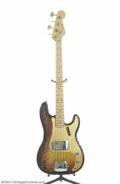 Musical Instruments:Bass Guitars, Steely Dan: Walter Becker's 1958 Fender Precision Bass....
