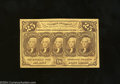 Fractional Currency:First Issue, Fr. 1281 25c First Issue Gem Crisp Uncirculated. A ...