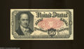 Fractional Currency:Fifth Issue, Fr. 1381 50c Fifth Issue Choice About Uncirculated.This ...