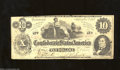 Confederate Notes:1862 Issues, T46 $10 1862. Hoyer & Ludwig mistakenly engraved this $10 ...