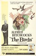 """Movie/TV Memorabilia:Posters, The Birds & Other Lot (Universal, 1963). Folded, Fine. One Sheets (3) (27"""" X 41"""").... (Total: 3 Items)"""