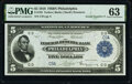 Large Size:Federal Reserve Bank Notes, Low Serial Number C9A Fr. 783 $5 1918 Federal Reserve Bank Note PMG Choice Uncirculated 63.. ...