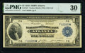 Large Size:Federal Reserve Bank Notes, Fr. 723* $1 1918 Federal Reserve Bank Star Note PMG Very Fine 30.. ...