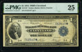 Large Size:Federal Reserve Bank Notes, Fr. 719* $1 1918 Federal Reserve Bank Star Note PMG Very Fine 25.. ...