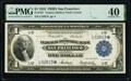 Fr. 743* $1 1918 Federal Reserve Bank Star Note PMG Extremely Fine 40