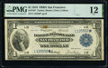 Fr. 744* $1 1918 Federal Reserve Bank Star Note PMG Fine 12