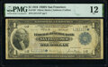 Large Size:Federal Reserve Bank Notes, Fr. 746* $1 1918 Federal Reserve Bank Star Note PMG Fine 12.. ...