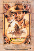 """Movie Posters:Action, Indiana Jones and the Last Crusade (Paramount, 1989). Rolled, Very Fine+. One Sheet (27"""" X 40"""") SS Advance, Drew Struzan Art..."""