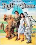 """Movie Posters:Rock and Roll, Rolling Stone Magazine: Seinfeld (Rolling Stone, 1998). Rolled, Fine/Very Fine. 30th Anniversary Poster (18.25"""" X 22.75"""") Ph..."""