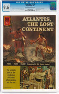 Silver Age (1956-1969):Adventure, Four Color #1188 Atlantis, The Lost Continent (Dell, 1961) CGC NM+ 9.6 Off-white to white pages....
