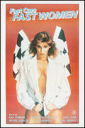 """Movie Posters:Adult, Fast Cars Fast Women & Other Lot (Gail Film, 1981). Flat Folded, Very Fine-. One Sheets (2) (27"""" X 41""""). Adult.. ... (Total: 2 Items)"""