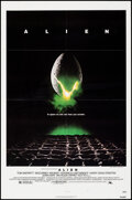 """Movie Posters:Science Fiction, Alien (20th Century Fox, 1979). Folded, Very Fine+. One Sheet (27"""" X 41""""). Science Fiction.. ..."""
