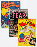 Golden Age (1938-1955):Miscellaneous, Golden Age Miscellaneous Comics Group of 37 (Various Publishers, 1940s-50s) Condition: Average GD+.... (Total: 37 Comic Books)