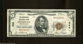 National Bank Notes:Pennsylvania, Honesdale, PA - $5 1929 Ty. 1 The Honesdale NB Ch. # ...