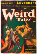 Pulps:Horror, Weird Tales - May 1941 (Popular Fiction) Condition: VG+....