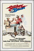 """Movie Posters:Comedy, Smokey and the Bandit (Universal, 1977). Folded, Very Fine-. One Sheet (27"""" X 41"""") John Solie Artwork. Comedy.. ..."""