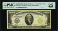 Small Size:Federal Reserve Notes, Fr. 2221-H $5,000 1934 Federal Reserve Note. PMG Very Fine 25.. ...