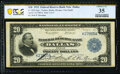 Fr. 828 $20 1915 Federal Reserve Bank Note PCGS Banknote Choice VF 35