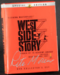 """Movie Posters:Academy Award Winners, West Side Story (MGM Home Entertainment, 2003). Very Fine. Autographed Special Edition DVD Set (6"""" X 7.75""""). Academy Award W..."""