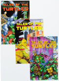 Modern Age (1980-Present):Superhero, Teenage Mutant Ninja Turtles-Related Group of 28 (Various Publishers, 1980s-90s) Condition: Average VF.... (Total: 28 Comic Books)