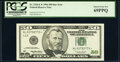 Small Size:Federal Reserve Notes, Fr. 2126-L* $50 1996 Federal Reserve Star Note. PCGS Superb Gem New 69PPQ.. ...