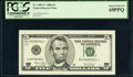 Small Size:Federal Reserve Notes, Fr. 1989-G* $5 2003 Federal Reserve Star Note. PCGS Superb Gem New 69PPQ.. ...