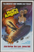 "Movie Posters:War, Hell's Angels (Universal, R-1979). One Sheet (27"" X 41""). War...."