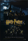 """Movie Posters:Fantasy, Harry Potter and the Sorcerer's Stone (Warner Brothers, 2001). OneSheet (27"""" X 41"""") DS Advance. Fantasy...."""