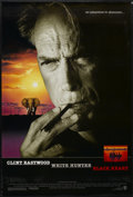 "Movie Posters:Adventure, White Hunter, Black Heart (Warner Brothers, 1990). One Sheet (27"" X40"") DS. Adventure...."