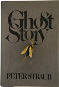 Books:First Editions, Peter Straub. Ghost Story....