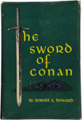 Books:First Editions, Robert E. Howard. The Sword of Conan....