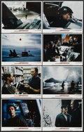 "Movie Posters:Action, Firefox (Warner Brothers, 1982). Lobby Card Set of 8 (11"" X 14"").Action.... (Total: 8 Items)"