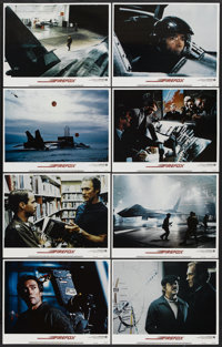 """Firefox (Warner Brothers, 1982). Lobby Card Set of 8 (11"""" X 14""""). Action.... (Total: 8 Items)"""