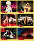 """Movie Posters:Action, Dick Tracy (Touchstone, 1990). Near Mint/Mint. International Lobby Cards (11) (11"""" X 14""""). Action.. ... (Total: 11 Items)"""