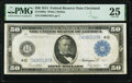 Fr. 1039a $50 1914 Federal Reserve Note PMG Very Fine 25