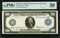 Large Size:Federal Reserve Notes, Fr. 1091 $100 1914 Federal Reserve Note PMG Very Fine 30.. ...