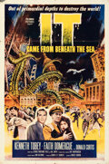 Movie Posters:Horror, It Came from Beneath the Sea & Other Lot (Columbia, 1955)....