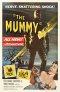 Movie Posters:Horror, The Mummy & Other Lot (Universal International, 1959). Fol...
