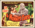 Movie Posters:Horror, The Mummy's Curse & Other Lot (Realart, R-1951). Very Fine...