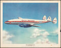 Movie Posters:Miscellaneous, Pacific Northern Airlines: The Alaska Flag Line(Pacific Northern Airlines, c. 1960s). Rolled, Fine/Very Fine. Travel ...