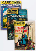 Golden Age (1938-1955):Classics Illustrated, Classics Illustrated Group of 38 (Gilberton, 1943-49) Condition: Average FR/GD.... (Total: 38 )