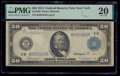 Fr. 1030 $50 1914 Federal Reserve Note PMG Very Fine 20