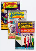Silver Age (1956-1969):Superhero, Adventure Comics Group of 20 (DC, 1966-69) Condition: Average VG.... (Total: 20 )