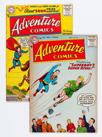 Adventure Comics #226 and 230 Group (DC, 1956) Condition: Average VG+.... (Total: 2 )