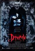 """Movie Posters:Horror, Bram Stoker's Dracula (Columbia, 1992). Rolled, Very Fine+. One Sheet (26.75"""" X 39.75"""") DS Advance. Horror.. ..."""