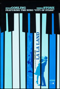 """Movie Posters:Musical, La La Land (Lions Gate, 2016). Rolled, Very Fine. One Sheet (27"""" X 41"""") DS Advance, Style B. Musical.. ..."""