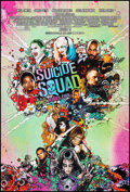 """Movie Posters:Action, Suicide Squad (Warner Bros., 2016). Rolled, Very Fine+. One Sheets (2) (27"""" X 41"""") DS, 2 Styles. Action.. ... (Total: 2 Items)"""