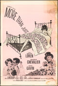 """Movie Posters:Romance, A Breath of Scandal & Other Lot (Paramount, 1960). Rolled, Fine-. Posters (2) (40"""" X 60"""" & 32"""" X 39.5""""). Romance.. ... (Total: 2 Items)"""