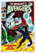 Silver Age (1956-1969):Superhero, The Avengers #62 (Marvel, 1969) Condition: FN/VF....