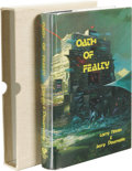 Books:Signed Editions, Larry Niven and Jerry Pournelle: Signed Limited Edition of Oath of Fealty. (Huntington Woods: Phantasia Press, 1981), fi...
